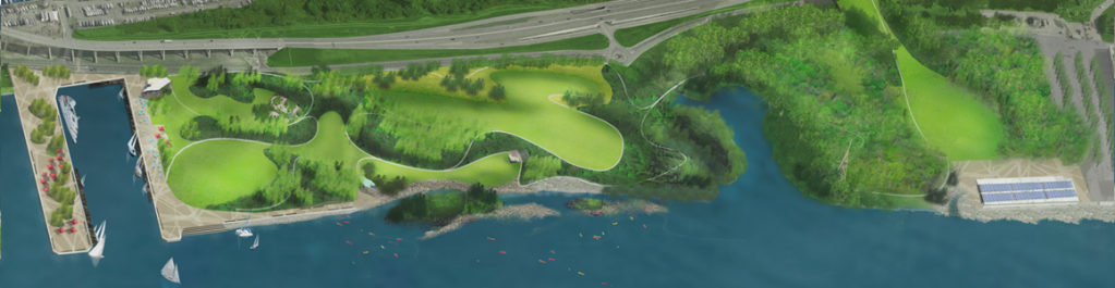 What would you like to see on the Outer Harbor?
